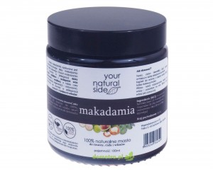 Masło makadamia 100ml. Your Natural Side