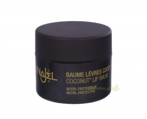 Balsam do ust kokos 10ml. Najel