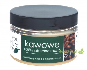 Masło kawowe 75ml. Your Natural Side
