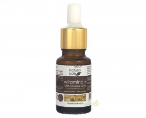 Witamina E 10ml. pipeta Your Natural Side