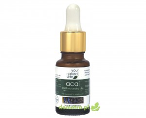 Olej acai nierafinowany 10ml. pipeta Your Natural Side